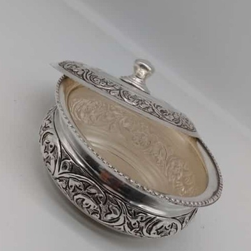 99.9 Silver Bowl  by