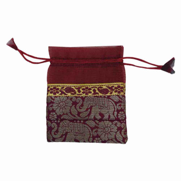 Fancy zari pouches