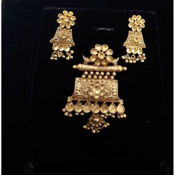 916 Antique Jadtar Khokha P.set