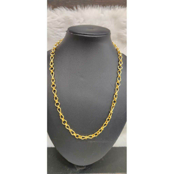 916 gold indo chain For Men NO-5620