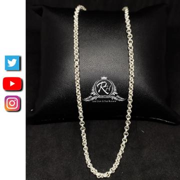 92.5 silver antic gents chain RH-CH123