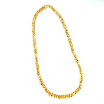One gram gold forming chain mga - gf003