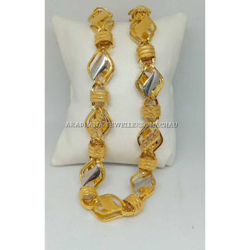 22KT Gold Traditional Gold Gents Chain