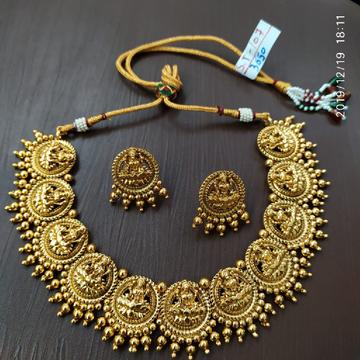 beautiful temple necklace#807