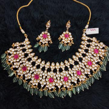 Bridal necklace set#324