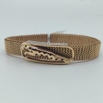 18Kt Ruse Gold Bracelet by