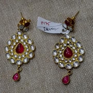 Kundan Earring p 175