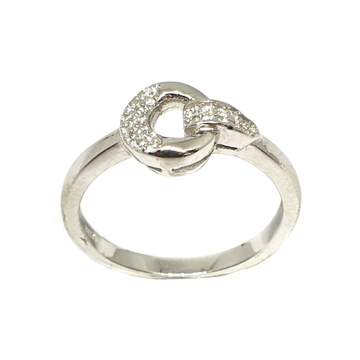 925 Sterling Silver Fancy Ring MGA - LRS3392