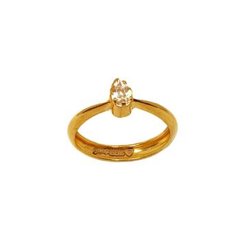 18K Gold Fancy Ring MGA - LRG1083