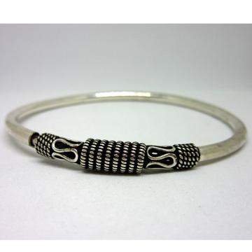 Silver 925 oxidised casual bracelet sb925-1