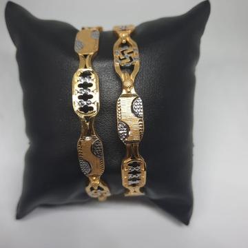 916 Gold Hallmark Designer Cooper Kadali SG03 by