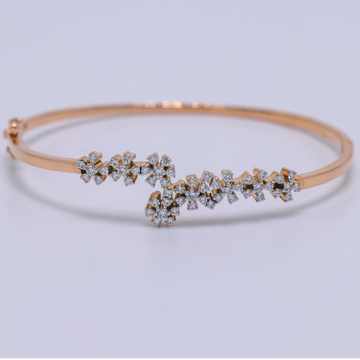 14k  gold diamond bracelet agj-lb-02