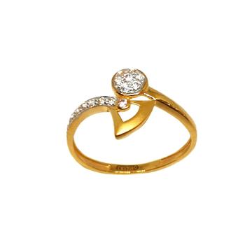 22K Gold Fancy Ladies Ring MGA - LRG1097