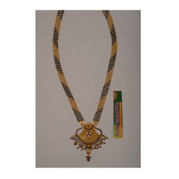916 Gold Indian Mangalsutra by Samanta Alok Nepal