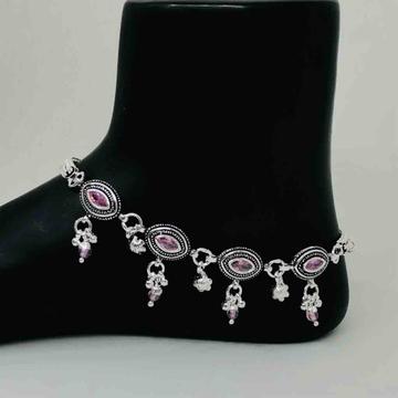 Exclusive ladies payal by Prakash Jewellers