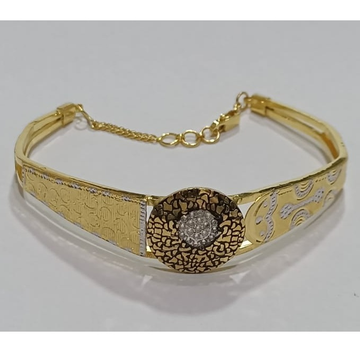 916 gold antique ladies bracelet sg-b06