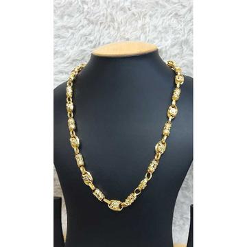 22k Gents Fancy Gold Chain G-8505