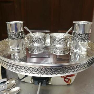 antique thali set