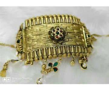 22K/916 Gold Antique Baju Bandh