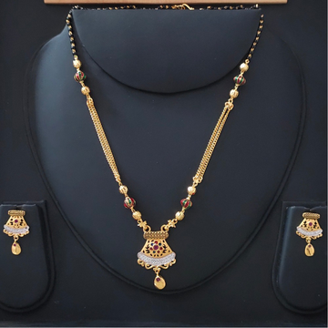 22 Kt 916 Gold Mangalsutra by