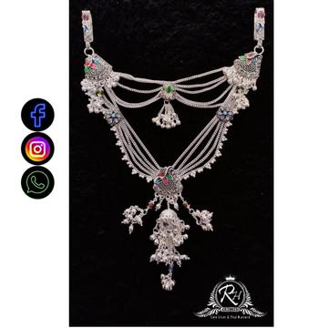 silver traditional ladies juda RH-WB475