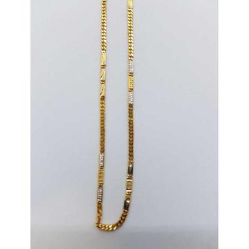 916 Gold Fancy chain SJ-CHAN/10
