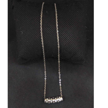 925 Sterling Silver Fancy Pendant Chain by