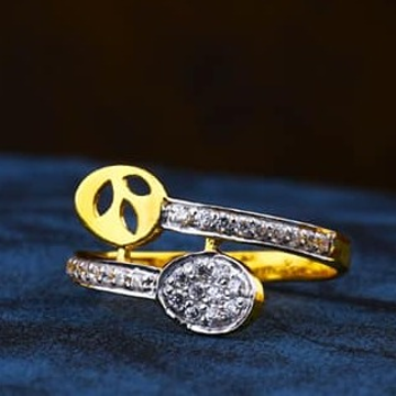 916 Gold Ladies Ring LR-0031