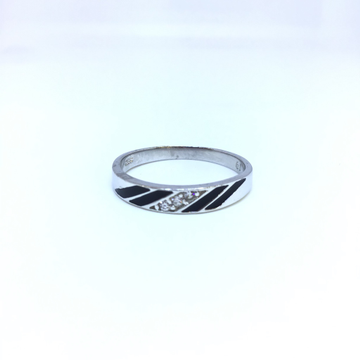 925 STERLING SILVER FANCY BAND FOR LADIES by
