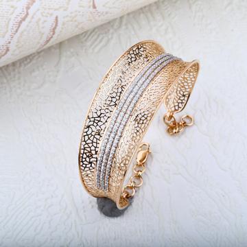 Rose Gold 18K Designer Ladies Bracelet-RLKB29