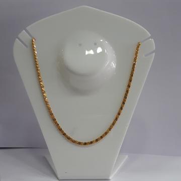 New fancy 22k handmade chain by
