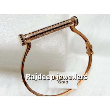 18KT Gold Rosegold Trendy Bracelet