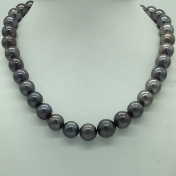 Brown Round Tahitian South Sea Pearls Strand JPM04...