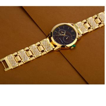916 Gold Hallmark Fancy Gentlemen's Watch MW31