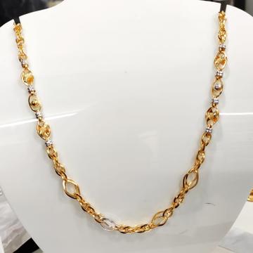 916 Gold indo Chain CH-0002