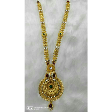 22K/916 Gold Antique Long Set