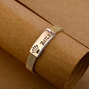 750 Rose Gold Hallmark Bracelet MLB134