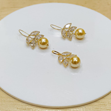 18ct Gold Pendant Set by