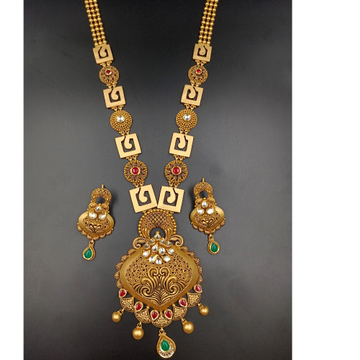 Necklace Set by Ranka Jewellers