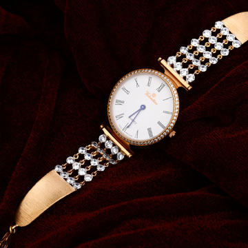 Ladies Rose Gold Watch-RLW80
