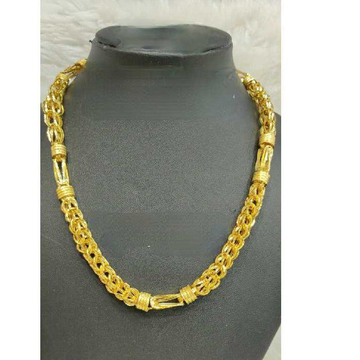 916 Gold Fancy Gents Indo Chain G-5626