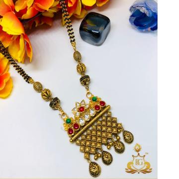 916 Gold Jadater Mangalsutra