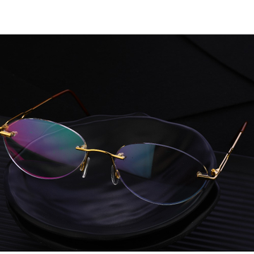750 Gold  Men's Spectacle S25