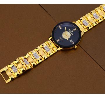 22KT Gold Fancy Men's Watch MW37