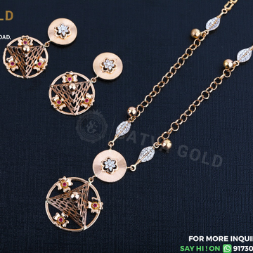 76 ROSE GOLD DOKIYA SGD-0003