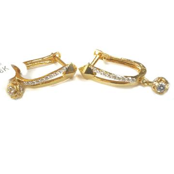 18K Gold Earrings MGA - GB006