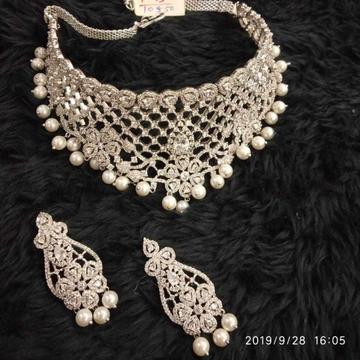 diamond necklace#464