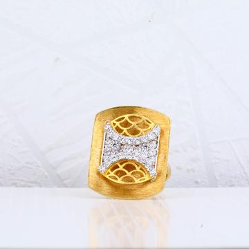 18kt Gold Ladies Ring LIR17