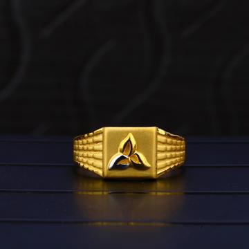 22kt Gold Ring MPR72