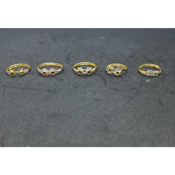 22KT gold rings NG-R023